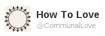 twitter: how to love