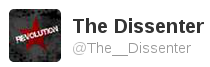 twitter: the dissenter