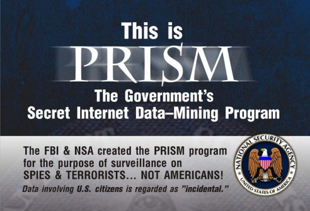 This is PRISM - or Prison?
